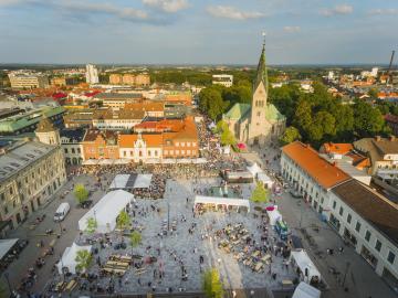 Skövde Centrum, Matfestival