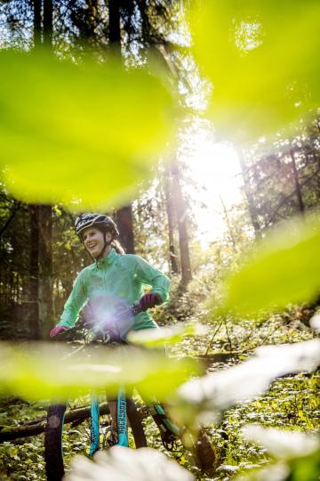 Mountainbike, Billingen